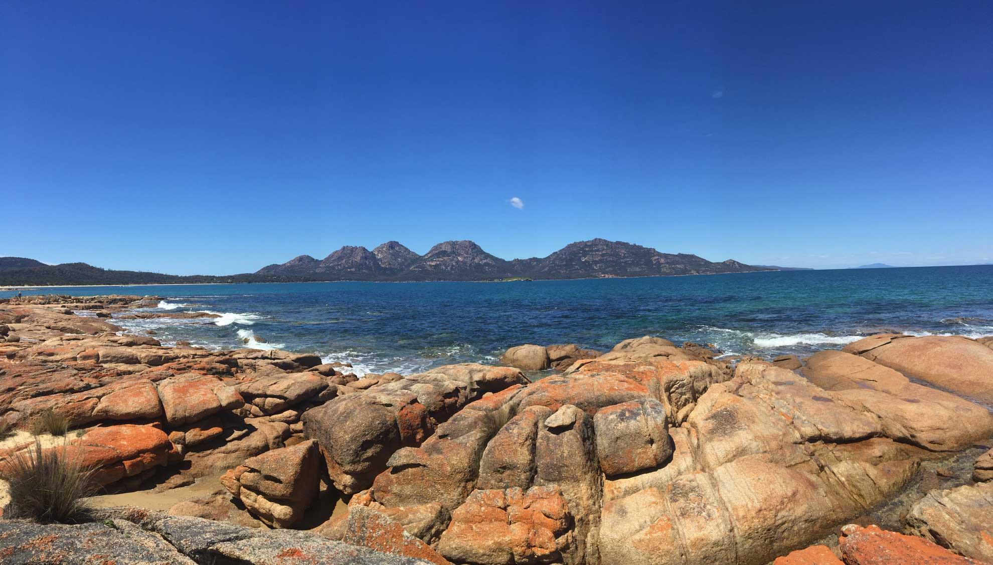 Coles Bay Holiday Accommodation - Freycinet Rentals - The Hazards