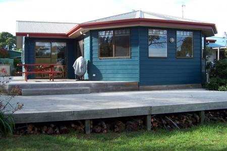 Coles Bay Holiday Homes - Freycinet Rentals - Beach Baby on Freycinet