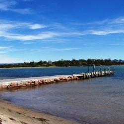 Coles Bay Holiday Accommodation - Freycinet Rentals - Beach Baby - Swanwick Boat Ramp