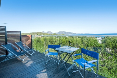 Coles Bay Holiday Accommodation - Freycinet Rentals - Freycinet Panorama