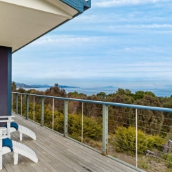 The Freycinet Dream - Coles Bay Holiday Rental - Freycinet Rentals - Hazards Views