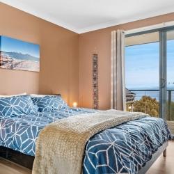 Coles Bay Holiday Accommodation - Freycinet Rentals - The Freycinet Dream Master Bedroom