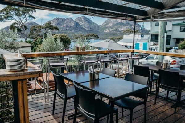 Geographe Restaurant & Espresso Bar Coles Bay